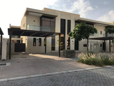 3 Bedroom Villa for Sale in DAMAC Hills (Akoya by DAMAC), Dubai - Resale 3BR+M THM | Private Garden | Best Amenities
