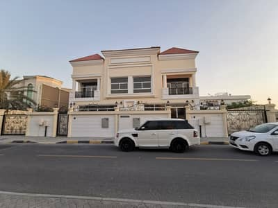 10 Bedroom Villa for Sale in Al Abar, Sharjah - Brand new twins villa for sale in al abar halwan sharjah
