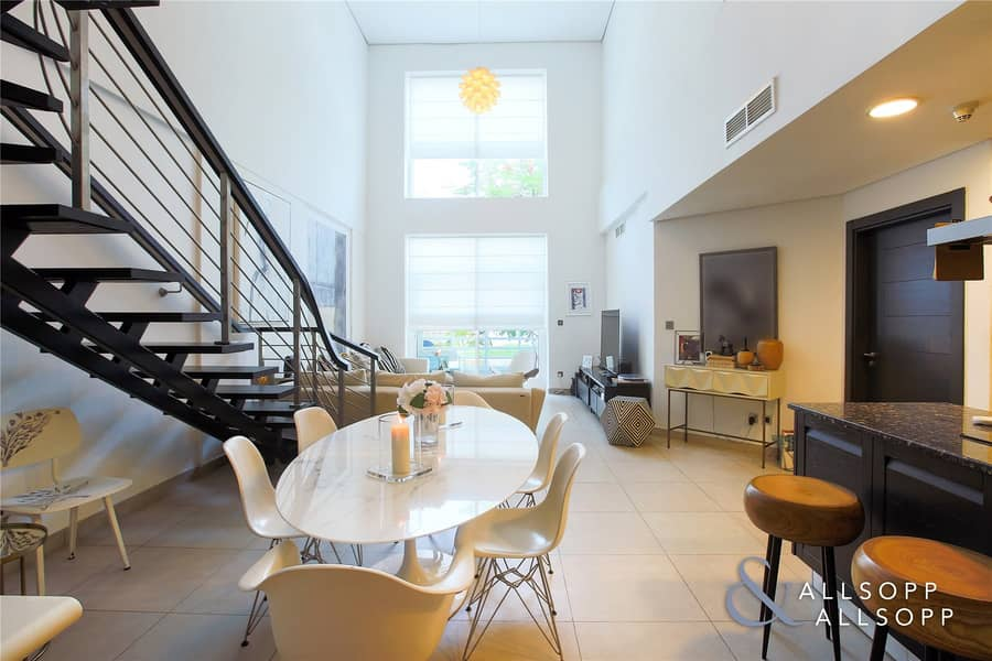 Two Bed Duplex Apartment   Full Lake View