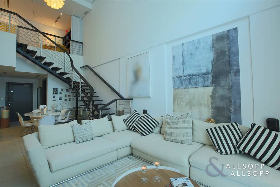 2 Two Bed Duplex Apartment   Full Lake View