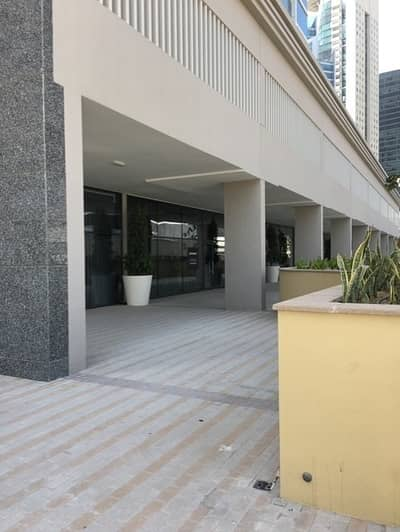 Shop for Rent in Business Bay, Dubai - Merano tower I High power load I shell and core