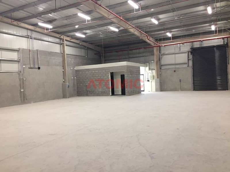 2 Multiple Warehouses units  Available in Jabel Ali.
