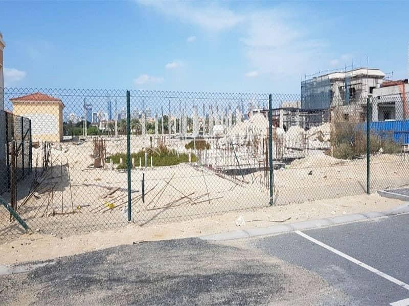 2 Jumeirah Park | Large Legacy | Exclusive Villa Plot