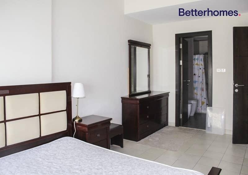 Furnished | High Floor | Marina View