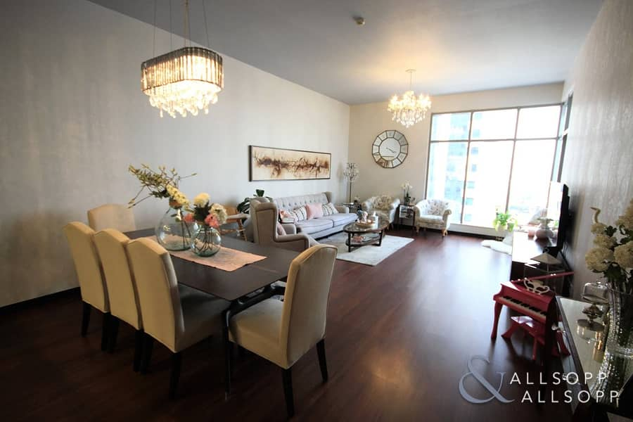 2 Bed | Maids |  Lake View | New Kitchen