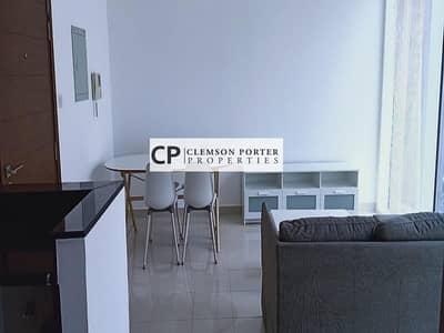 فلیٹ 1 غرفة نوم للايجار في الخليج التجاري، دبي - Chiller Free & Gas   Fully Furnished   Ready to Move In
