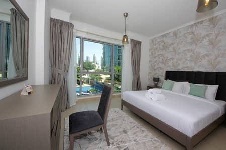 Amazing Price Of  2,900,000 / Dubai Downtown / The Residence /  3 Bed /  Fully Furnished  / Full View