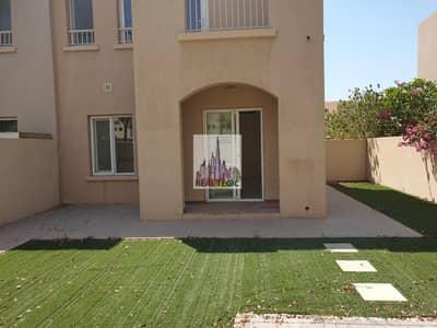 فیلا 2 غرفة نوم للايجار في الينابيع، دبي - SPRINGS 2|TYPE 4E| SINGLE ROW| 2BR+STUDY| 85K ONLY
