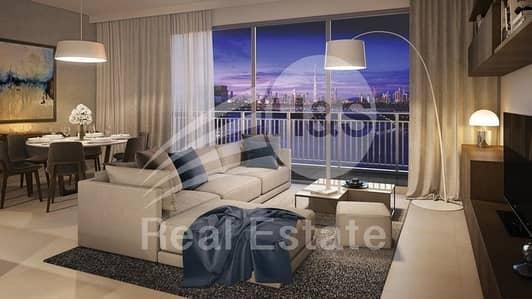 فلیٹ 1 غرفة نوم للبيع في ذا لاجونز، دبي - High Floor I Creek Tower View I Below OP