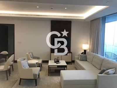 Beautiful & Fully furnished 2 bedroom in Sky View!