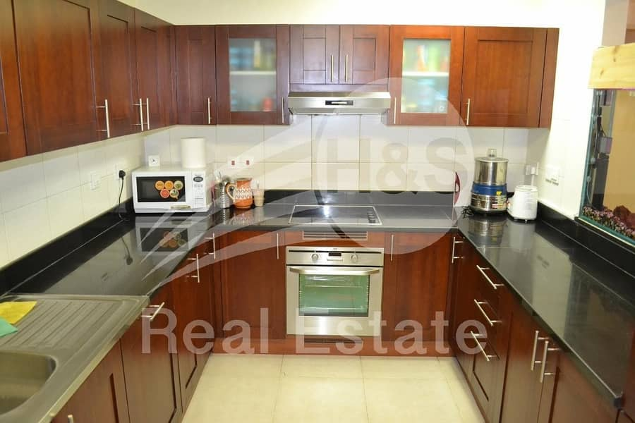 2 Water View | Rented | Maids Room | Low Floor