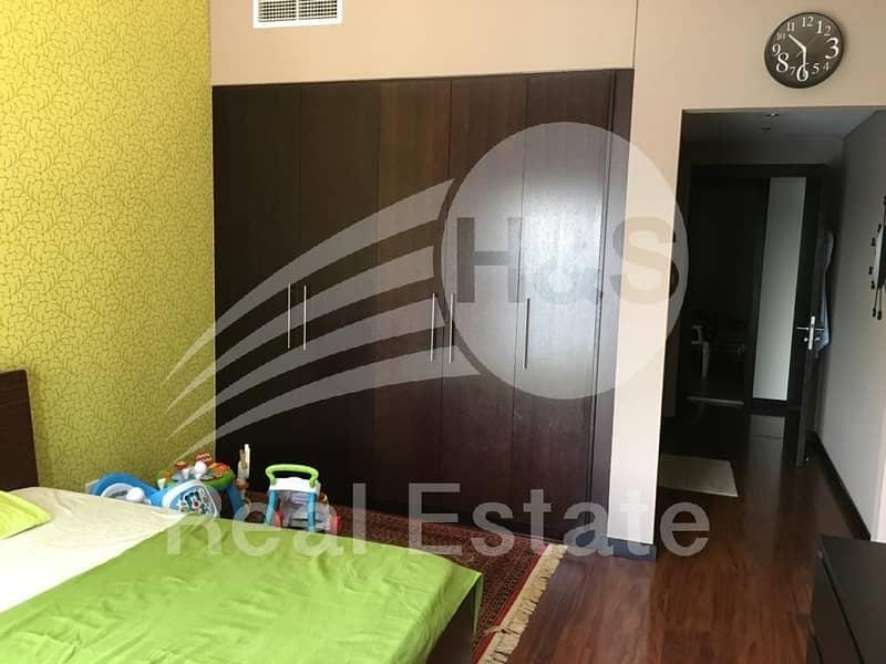 13 Water View | Rented | Maids Room | Low Floor
