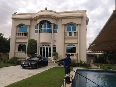 فیلا 5 غرف نوم للبيع في أم الشيف، دبي - فیلا في أم الشيف 5 غرف 14000000 درهم - 4640327