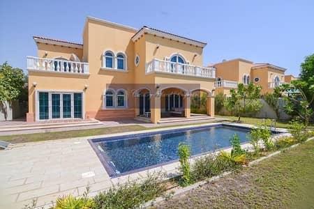 5 Bedroom Villa for Sale in Jumeirah Park, Dubai - Exclusive | 5 Bed | Private Pool | VOT