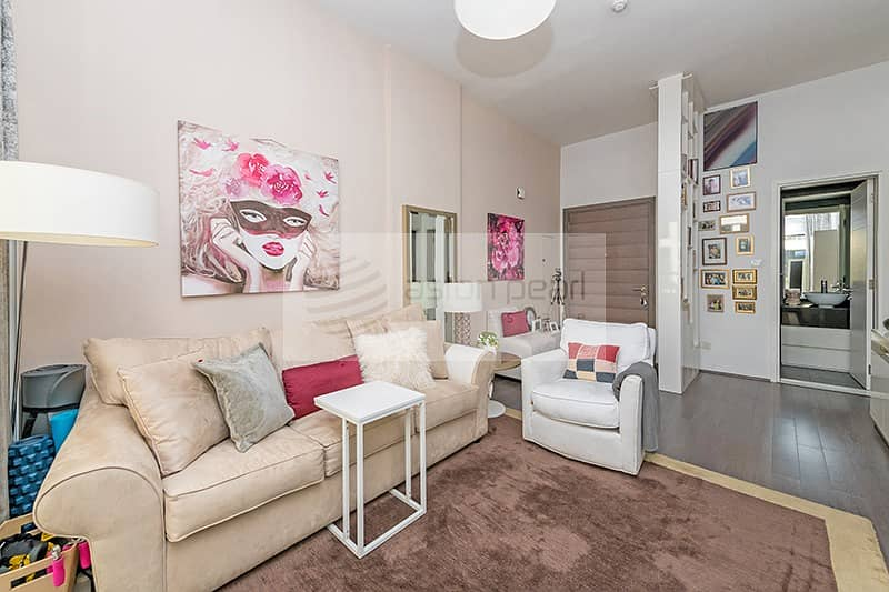 Upgraded | Fully Furnished 1BR| Vacant on Transfer