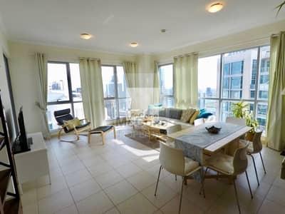 شقة 1 غرفة نوم للبيع في وسط مدينة دبي، دبي - Spacious & Bright | High Floor | Stunning Views