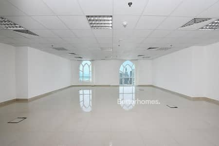 Office for Rent in Jumeirah Lake Towers (JLT), Dubai - Fully Fitted | High Floor | Dome Tower