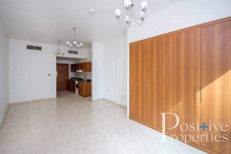 GREAT ROI 9%   RENTED STUDIO   WELL MAINTAINED