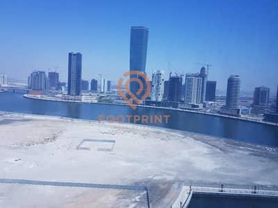 مکتب  للايجار في الخليج التجاري، دبي - Fully Fitted Office Ready to Move Canal View 45k