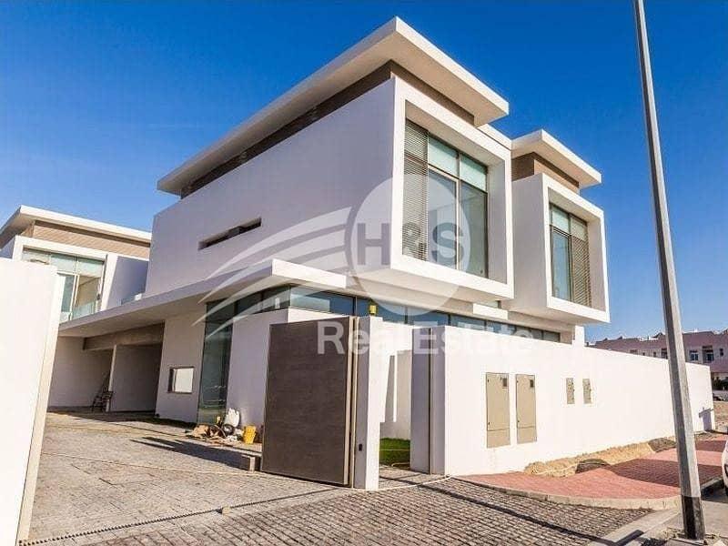 2 Four Al Barsha Signature Villas | Spacious Terrace
