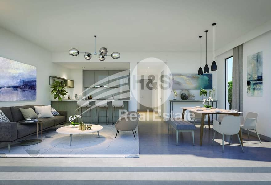 Majid Al Futtaim Townhouses from only 1.25Mil. AED
