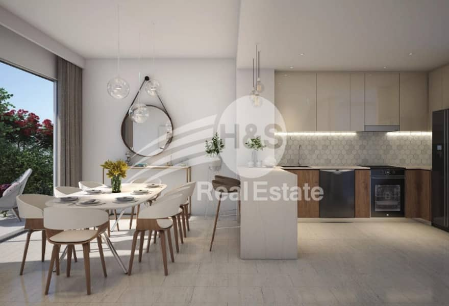 2 Majid Al Futtaim Townhouses from only 1.25Mil. AED