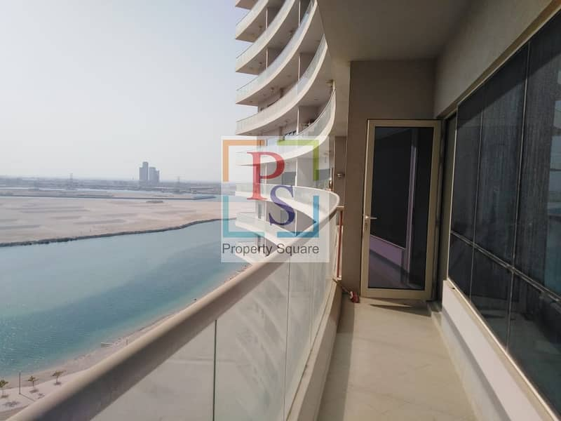 Largest 1 BR Apt Big Balcony Sea View  Facing
