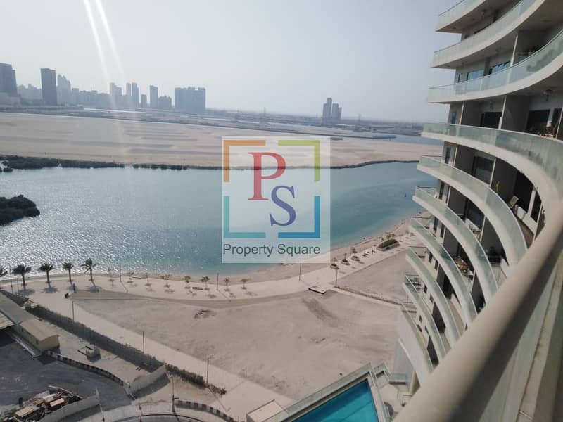 2 Largest 1 BR Apt Big Balcony Sea View  Facing
