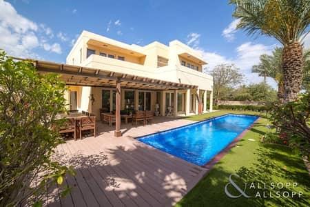 فیلا 5 غرف نوم للايجار في المرابع العربية، دبي - 5 Beds   Upgraded   Immaculate Condition