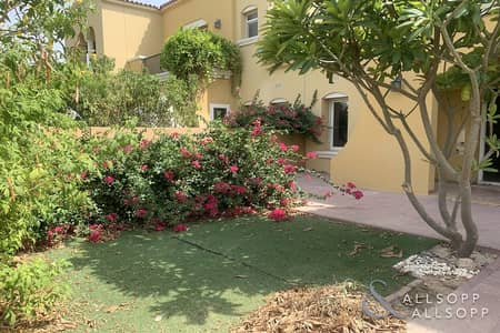 2 Bedroom Townhouse for Rent in Arabian Ranches, Dubai - Landscaped Garden | Two Bedroom | Type C