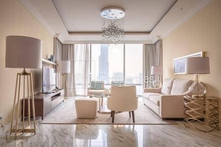 شقة 4 غرف نوم للبيع في وسط مدينة دبي، دبي - 4BR Sky Collection | Full Burj And Fountain View