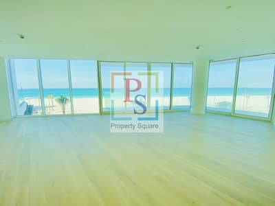3 Bedroom Flat for Rent in Saadiyat Island, Abu Dhabi - 13 Months| Panoramic Sea View| Brand New Apt.