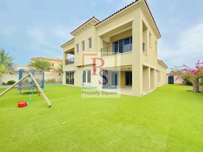 4 Bedroom Villa for Rent in Saadiyat Island, Abu Dhabi - Largest 4 BR Villa With Big Private Garden