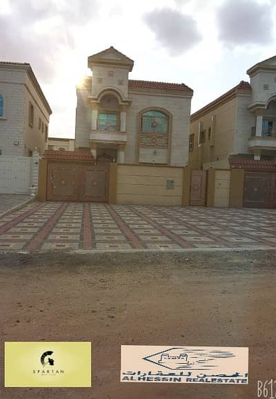Villa for sale, stone facade, fully finished, super duplex, freehold, for all nationalities