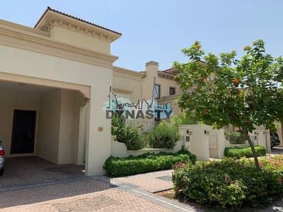 فیلا 5 غرف نوم للايجار في المرابع العربية 2، دبي - Well Maintained| Landscaped| Type 6 | Back to Back