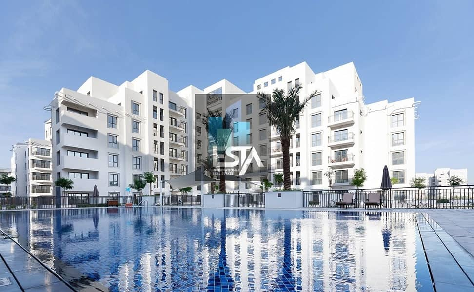 Pay 10% and move in 1 Bed Apartments from AED 640