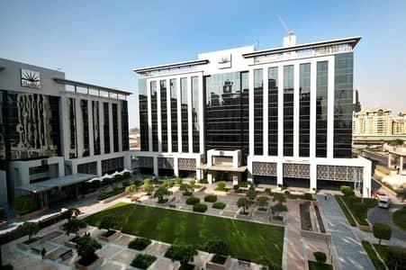 مکتب  للايجار في وسط مدينة دبي، دبي - Emaar Square | Smallest fitted office | Downtown