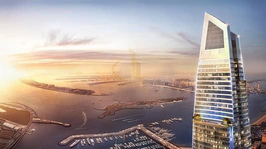 شقة 3 غرف نوم للبيع في دبي مارينا، دبي - Ready Apt| Full Marina View |Fendi Casa Design