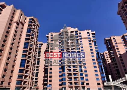 فلیٹ 1 غرفة نوم للبيع في النعيمية، عجمان - شقة في أبراج النعيمية النعيمية 1 غرف 190000 درهم - 4644283