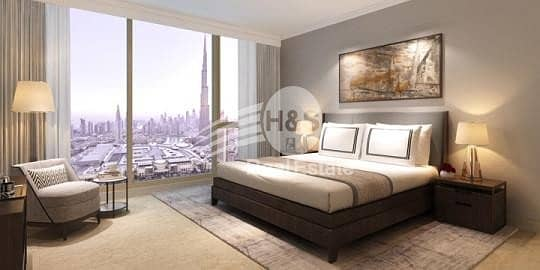 1 Best Offer|Full Burj Khalifa and Fountain View