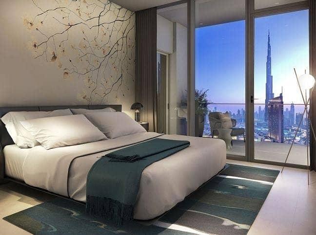 2 Best Offer|Full Burj Khalifa and Fountain View