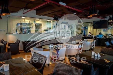 Shop for Rent in Jumeirah Lake Towers (JLT), Dubai - Proper Shisha Cafe in JLT   Great Location