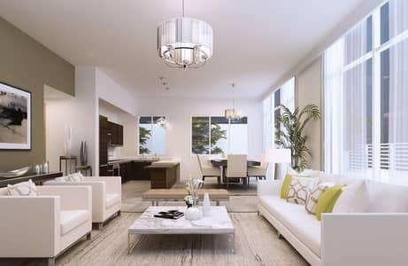 تاون هاوس 5 غرف نوم للبيع في مدن، دبي - Arabella 2 | 5Br + Maid | Semi Detached