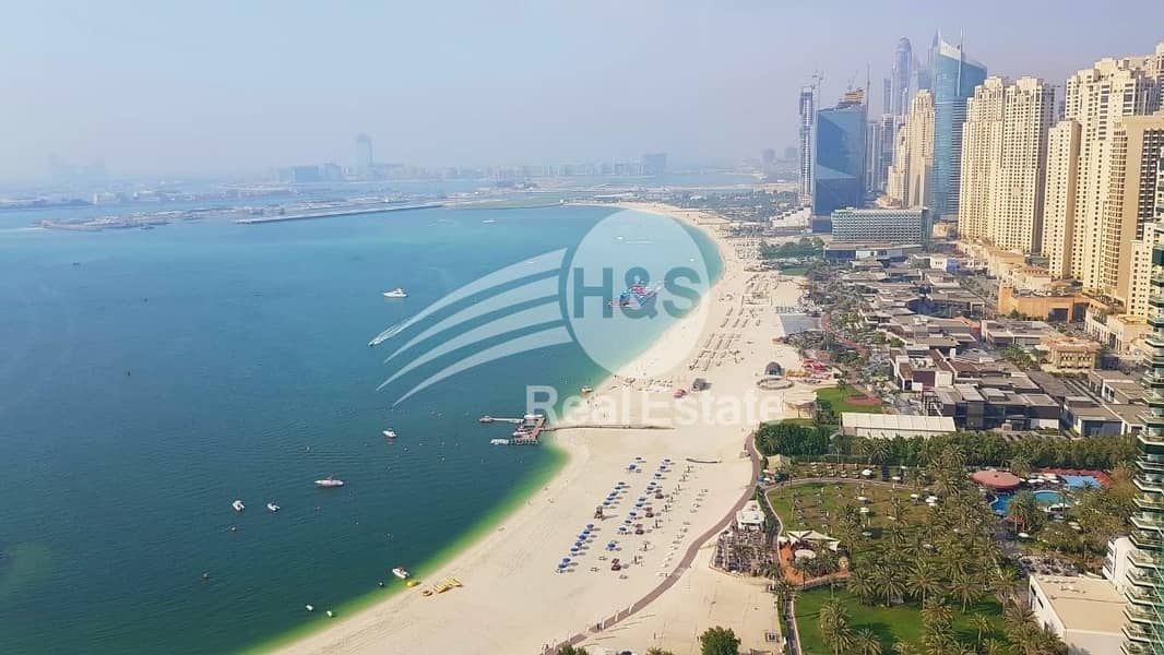 9 One Bedroom for Resale | Address on JBR Beach