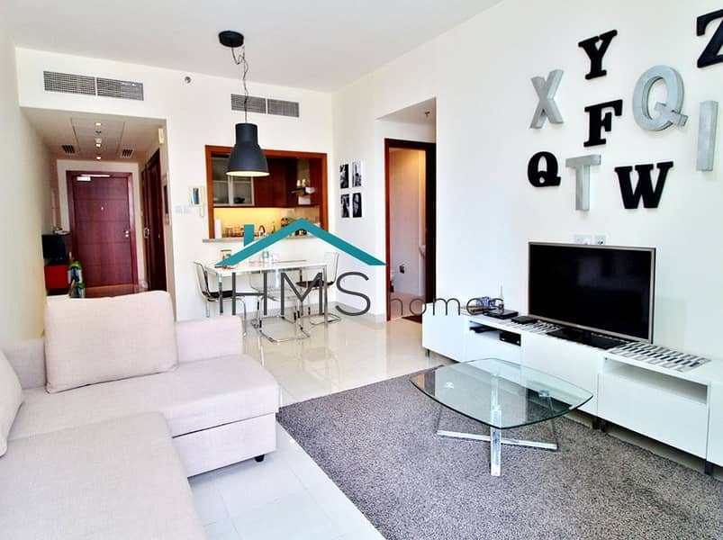 Amazing Large Fully Furnished 1 Bed - Great Location