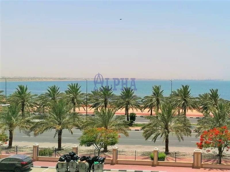 Furnished 1 Bedroom Apartment with Sea View!