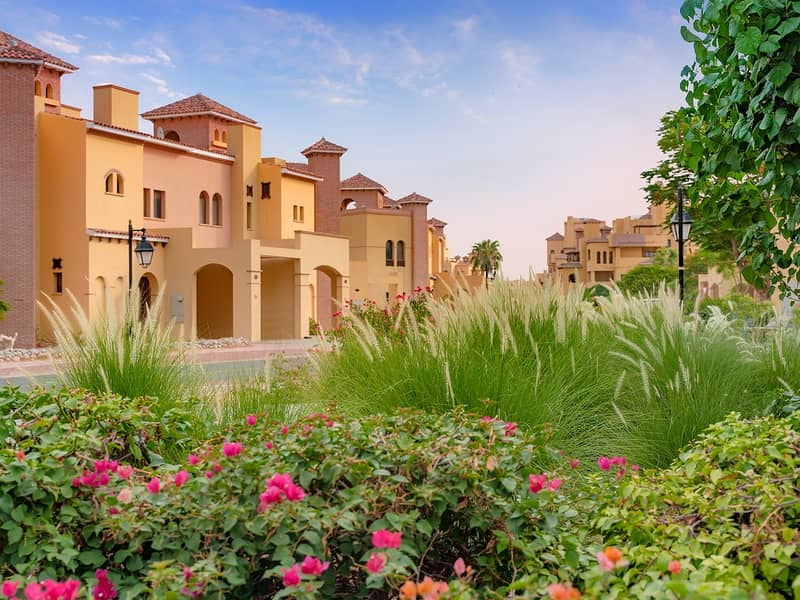 2 bedrooms villa in shorooq | no commission | Elegant finishing