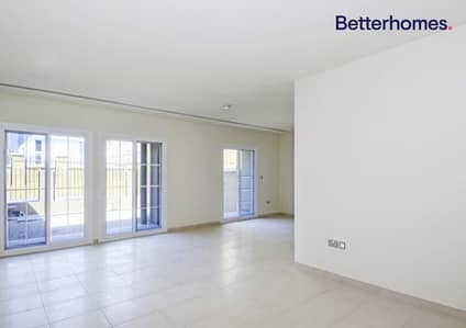 2 Bedroom Townhouse for Sale in Jumeirah Village Circle (JVC), Dubai - Single Row | Facing Park | Maid's Room | Tenanted