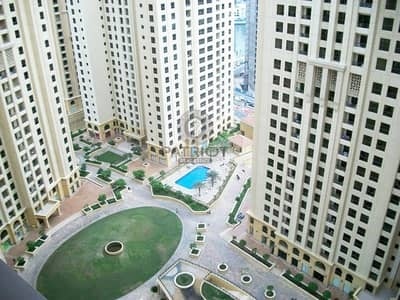 Ready Amazing 3BR unit in JBR Sadaf  building Vacant