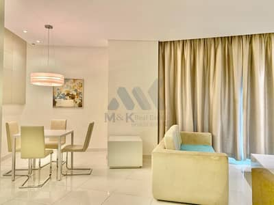 1 Bedroom Flat for Rent in Business Bay, Dubai - Largest Layout | Fully Furnished
